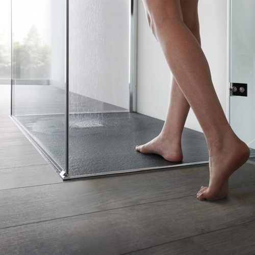 Designing your modern bathroom is the perfect opportunity for going for a curbless shower. http://www.ybath.com/blog/5-mistakes-to-avoid-when-designing-your-bathroom/