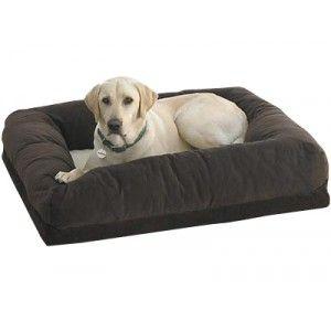 Fantastisk Lækker Seng Til Store Hunde 102x76x20 cm.