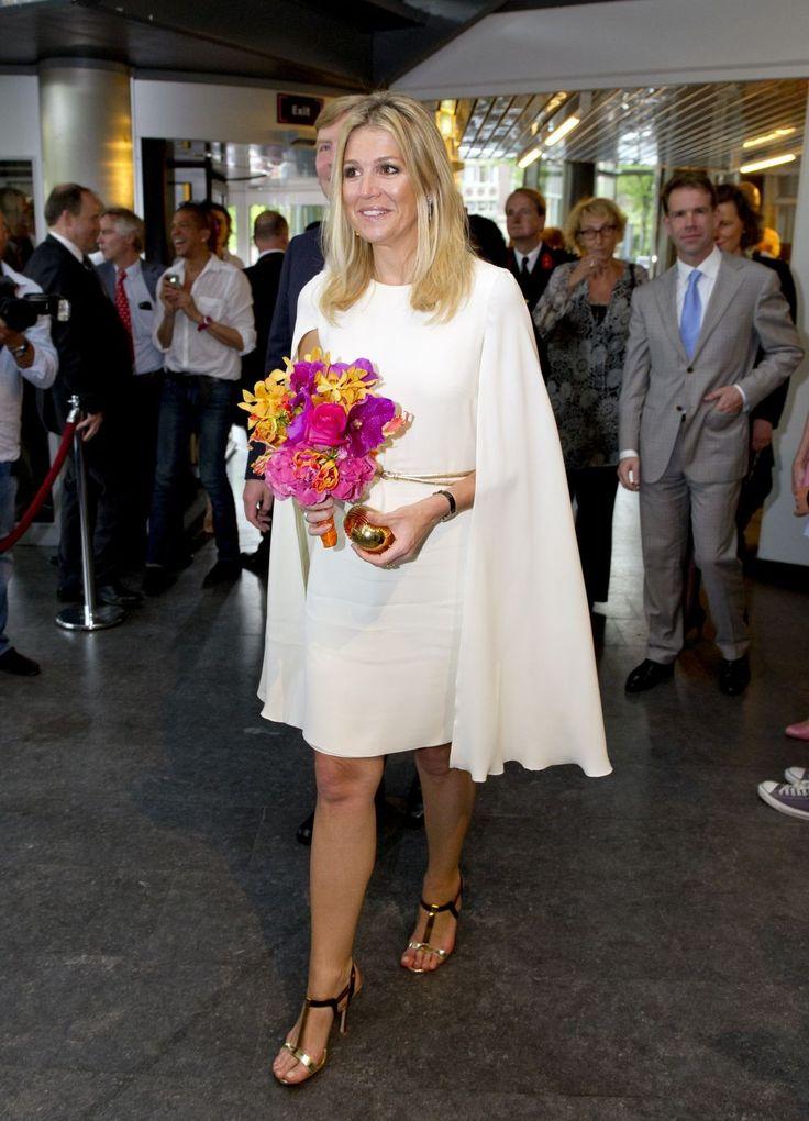 Beau Monde   5 x koningin Máxima & het Holland Festival