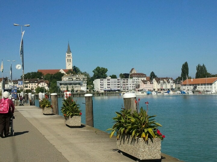 Romanshorn am Bodensee