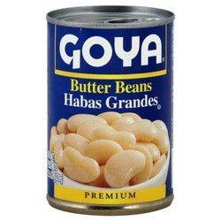 Goya Butter Beans (24x15.5Oz)