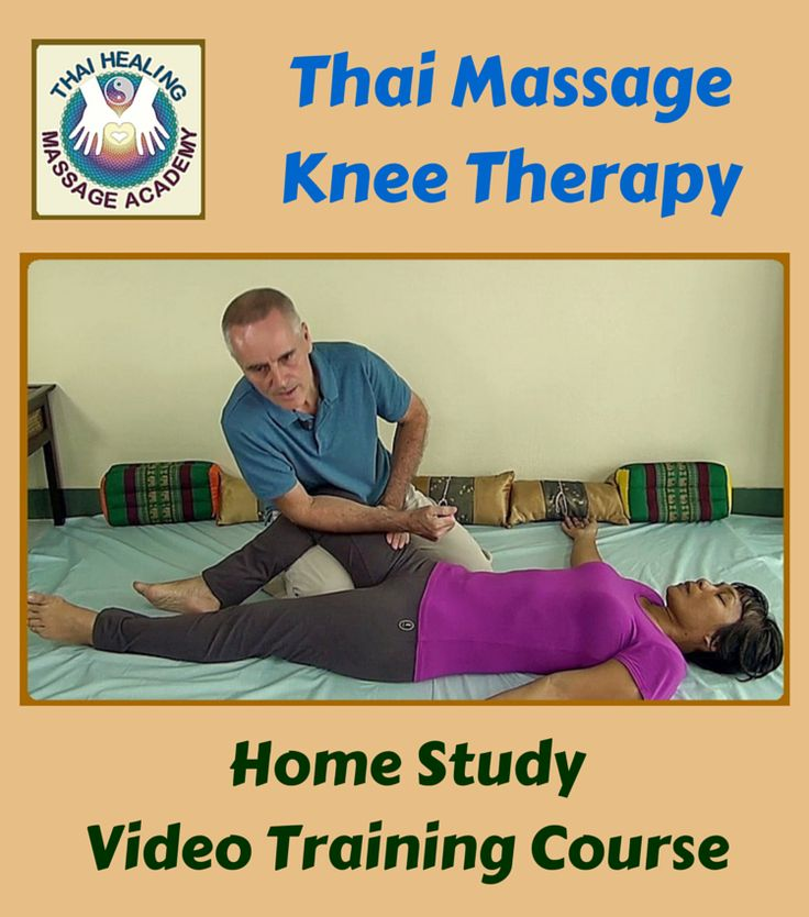Massage Therapy course study