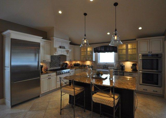 Kitchen Remodel Traditional Kitchen York Center Island Kitchen Contractors  Long Island Kitchen Remodel Design Experts