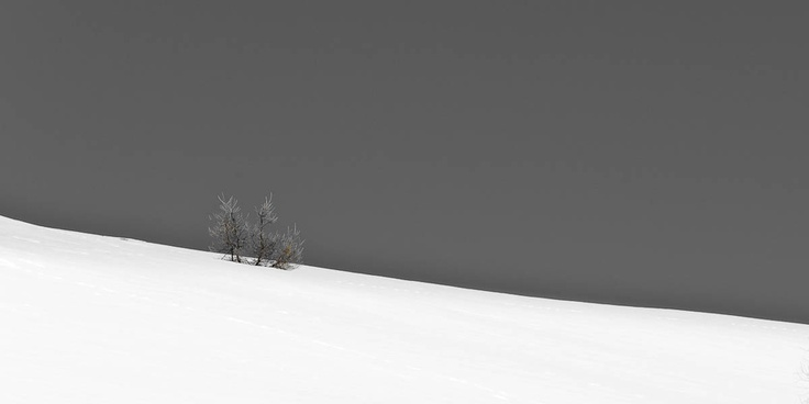 Silence and Solitude by Alessio Pellegrini #minimal #minimalism #photography