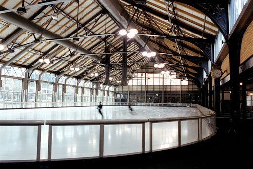 would love to have some private ice time here!