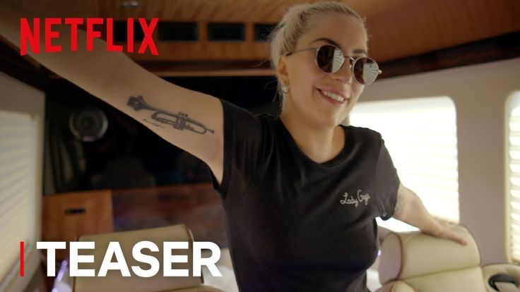 'Gaga: Five Foot Two' Official Netflix Documentary Teaser Trailer