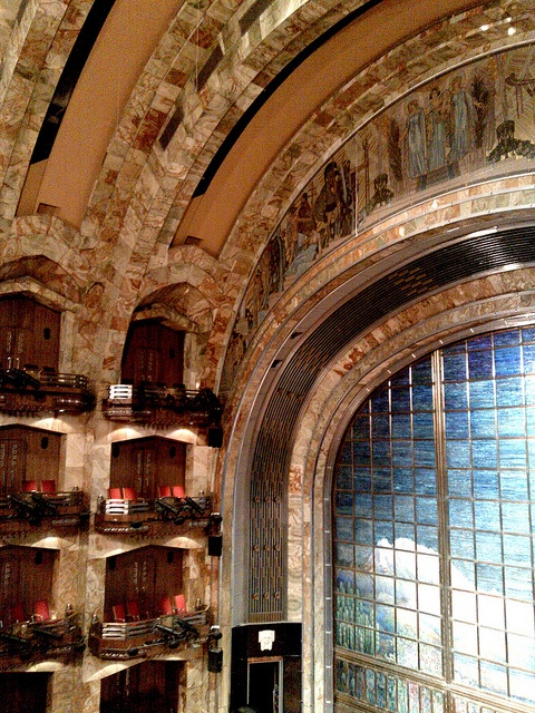Palacio de Bellas Artes, Mexico......MUERO POR VER EL TELON DE TIFFANY