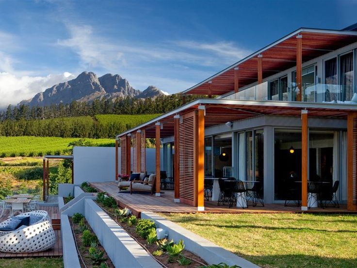 Clouds Estate - With one of the most celebrated views in the Cape, Clouds Estate is an undiscovered gem in the heart of the Stellenbosch and Franschhoek Winelands. Situated at the top of the Helshoogte Pass, this unique ... #weekendgetaways #stellenbosch #winelands #southafrica
