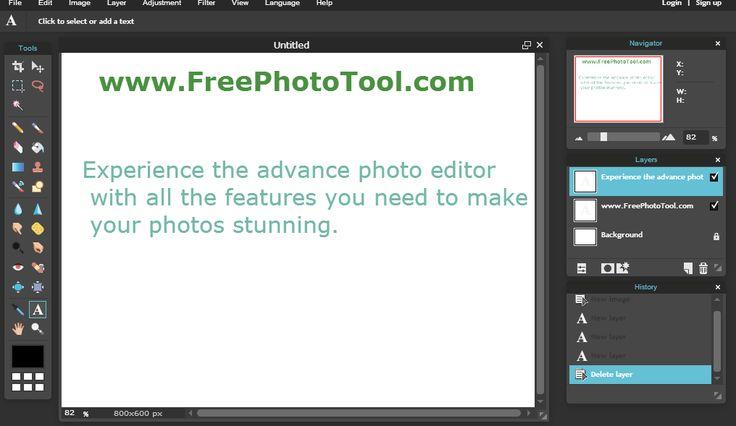Photoshop Online Design