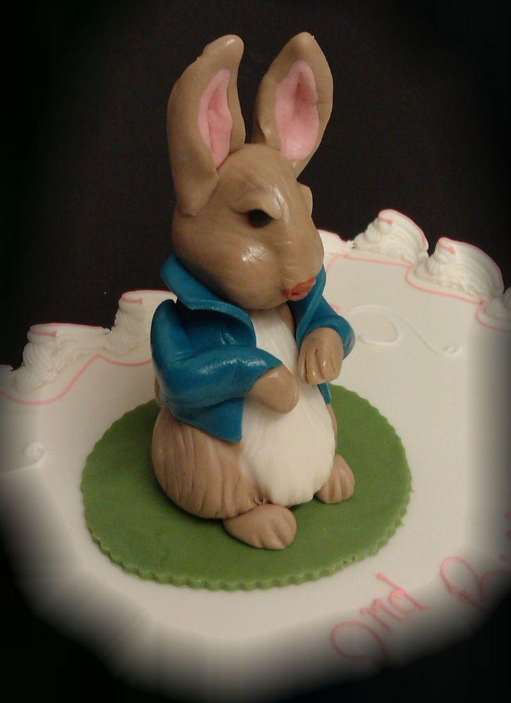 Sugarpaste Rabbit