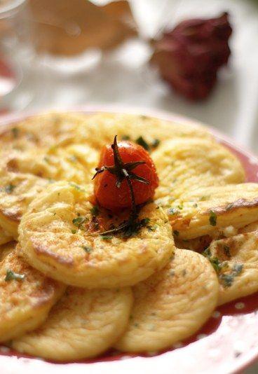 Medaglioni di patate alla paprika