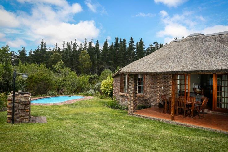 Coral Tree Cottages offers 6 beautiful thatched self-catering cottages set in a forest just 12 km before Plettenberg Bay just off the N2 along the Garden Route, Western Cape, South Africa