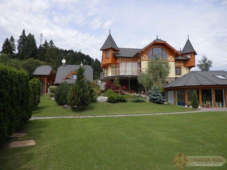 Rodinná vila, predaj, kompletná rekonštrukcia