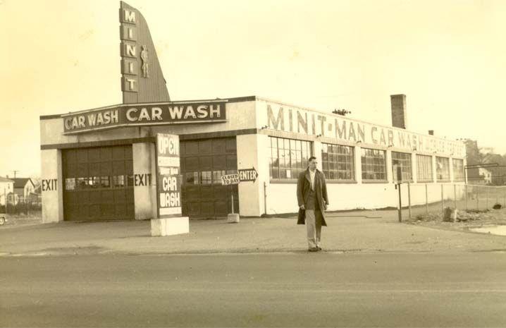 Really. vintage car wash