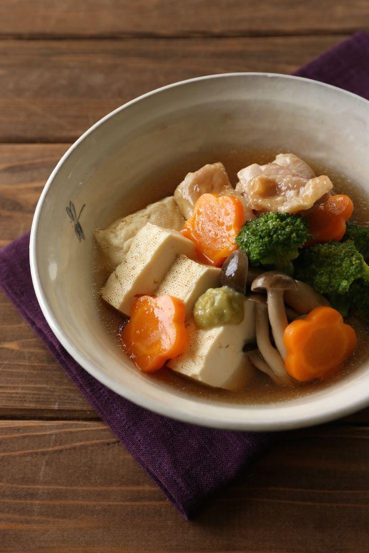 だしまで美味しい治部煮 by 川崎利栄 / 石川県の郷土料理、治部煮。こっくりとした美味しさは、やさしい味です。 / Nadia