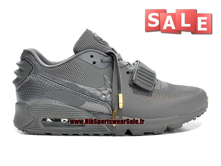 Nike Air Max 90 Yeezy 2 Design by Blkvis - Chaussure Nike Sportswear Sale Pour…