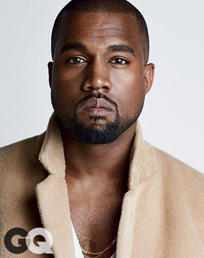 Kanye West On GQ Cover August 2014 « Kanye West Forum
