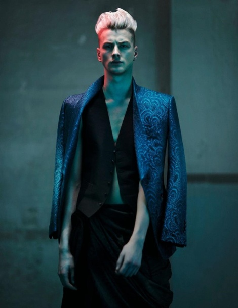 Benjamin Jarvis by Thomas Cooksey - HERO Magazine