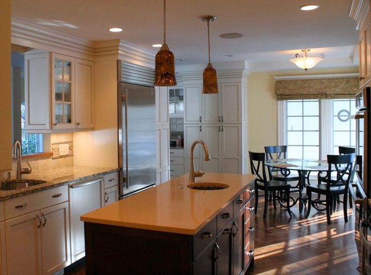 1000+ images about White Kitchens, Ivory Kitchens, Cream Kitchens on