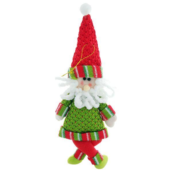 Muñeco Santa  navideño