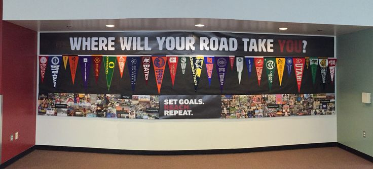 College Readiness Bulletin Board