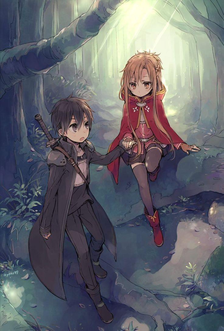 Asuna X Kirito Sword Art Online Wallpaper Sword Art Online Asuna Sword Art