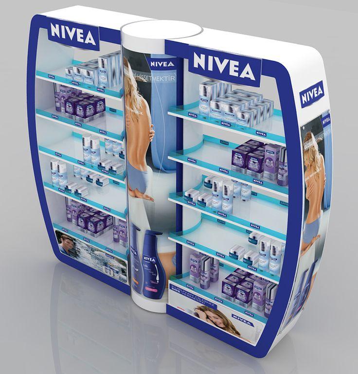Nivea Display POP & POS on Behance