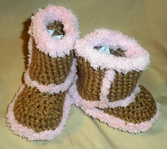 free baby ugg crochet pattern