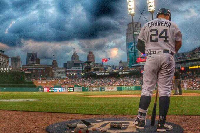 Criollo Miguel Cabrera llegó a 2600 hits de por vida en la MLB #Beisbol #Deportes