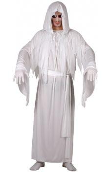 """Venez hanter vos amis en choisissant la location de déguisement de fantôme lors de vos soirées déguisées sur les thèmes """"revenants"""", """"lettre F"""" ou encore à l'occasion d' Halloween !"""