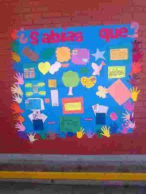 Mini proyecto de trabajo: Un periódico mural en clase