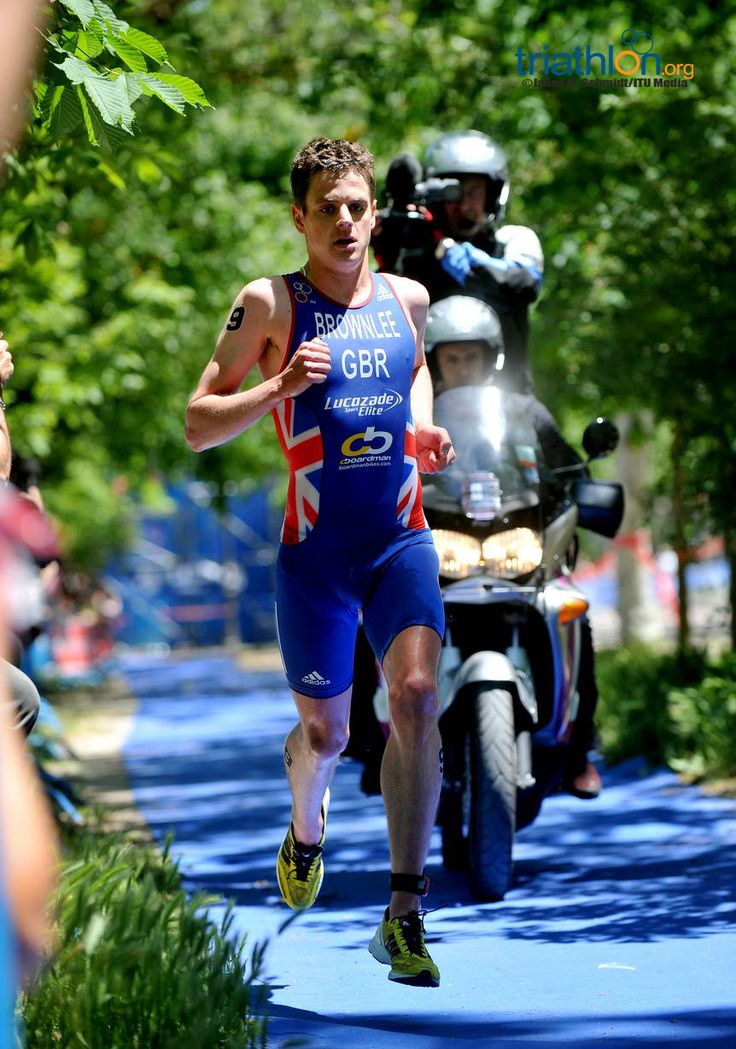 Fast Five with Great Britain's Jonathan Brownlee | Triathlon.org