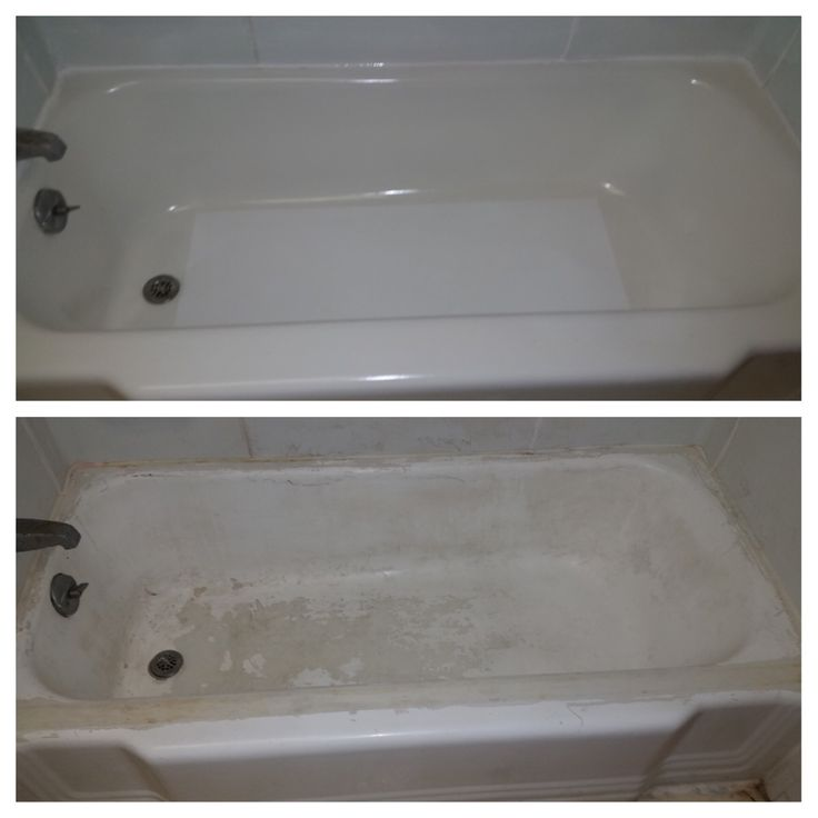 the latest bathtub refinishing from happy tubs amazing difference