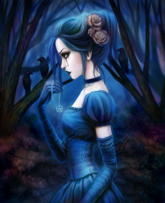 17 Best Images About Gothic Art On Pinterest