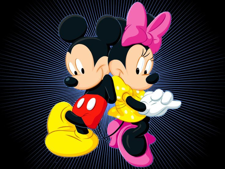 Mickey and minnie mouse 1964 mickey and minnie mouse are married in real life for me - Mickey mouse minnie cienta ...