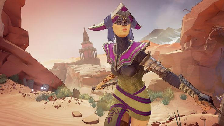 Mirage: Arcane Warfare free for a day can keep forever after downloading on Steam http://ift.tt/2vJPx4k