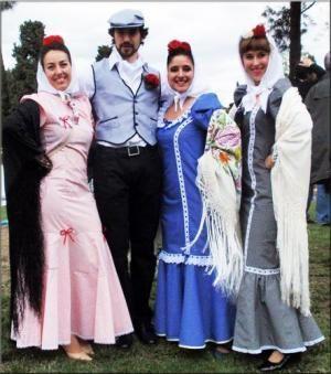 Cómo es el traje regional de la Comunidad de Madrid