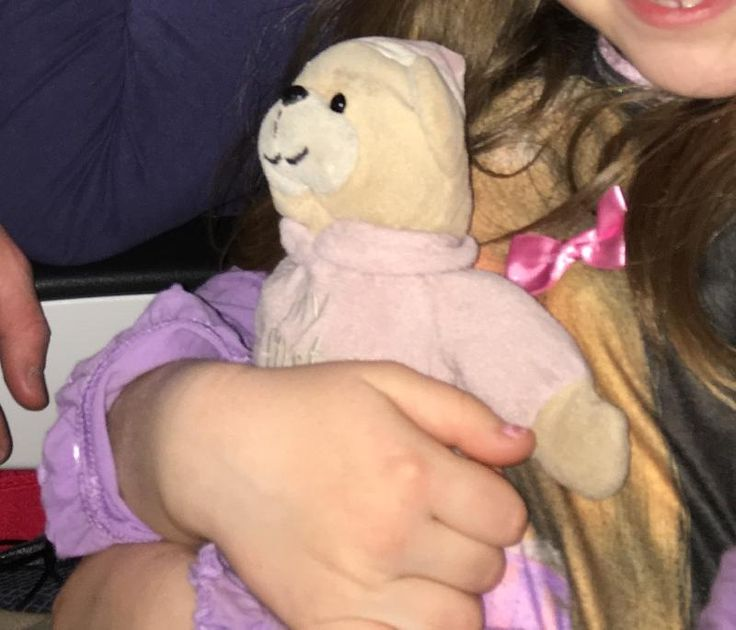 Lost on 29 Mar. 2016 @ Singapore Changi Airport Terminal 1. Please help our family find our lost Teddy Bear - 'Bearby'. Our daughter is so upset she has lost her bear after 8 years of being her treasured comfort teddy bear. The bear went missing as we left ... Visit: https://whiteboomerang.com/lostteddy/msg/gloenp (Posted by Steve on 06 Apr. 2016)