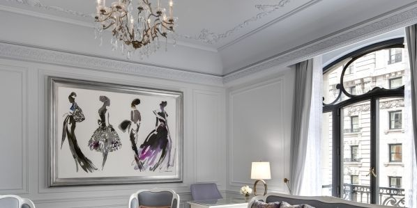 10 Must-Visit Fashion Designer Hotel Rooms Across The Globe - TownandCountrymag.com