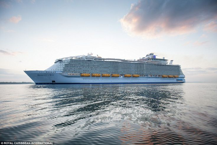 Harmony of the Seas represents a shift by cruise lines to push the boundaries when it comes to size, passenger capacity and amenities