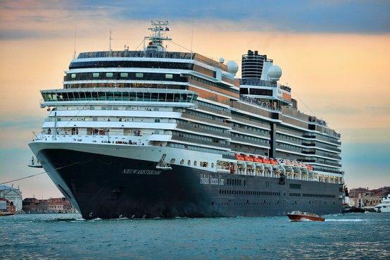 Ms Nieuw Amsterdam (Holland America Line Cruises | Cruzeiros Holland America)