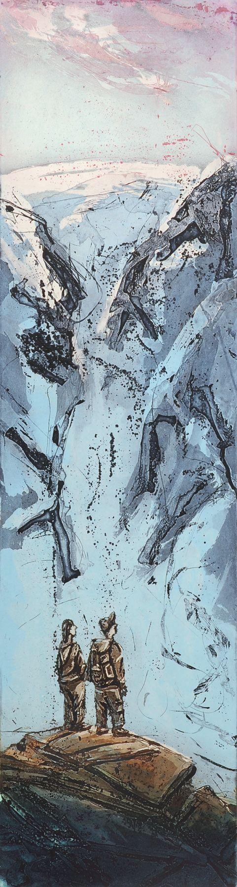 Kristian Finborud - Fjellet og kj�rligheten