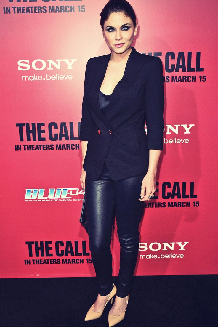 Jodi Lyn O'Keefe Premiere Of Tri Star Pictures The Call l