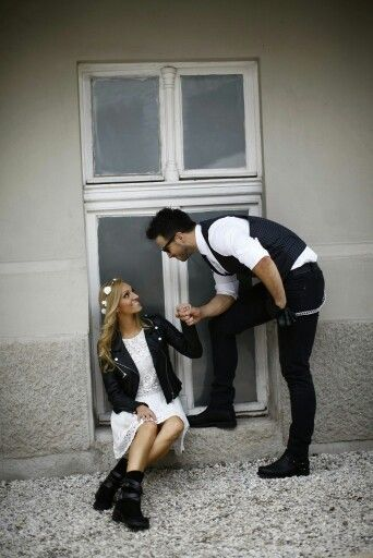Prewedding photoshoot in Belgrade