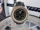 Breitling Bentley Motors A25362 Black 48mm Chronograph Automatic Men's Watch