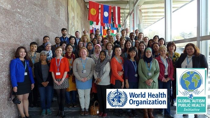 More than 50 participants from 18 countries attended the World Health Organization Capacity Building Workshop on Parents Skills Training for Developmental Disorders, co-sponsored by Autism Speaks.