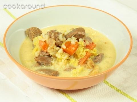 Zuppa di agnello: Ricette Croazia | Cookaround