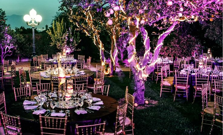 How To Create An Enchanted #Wedding Theme. Image by Aaron Eye Photography