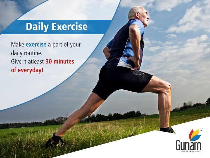 Make Exercise a part of your daily routine.Give it at least a 30 minutes of every day! #GunamSuperSpecialityHospital #healthtips #Healthcare #doctors #HospitalinHosur #healthforall #healthyindia #Exercise