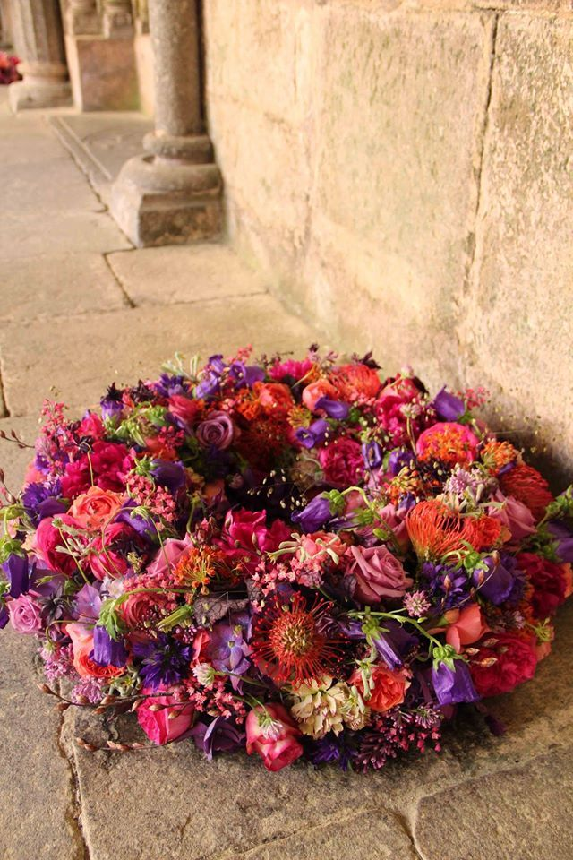 #Wreath • Akademie für Naturgestaltung